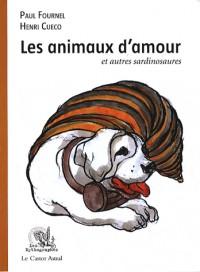Les animaux d'amour