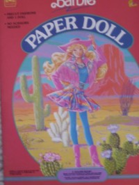 Barbie Paper Dolls 2