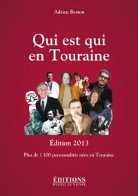 Qui est qui en Touraine