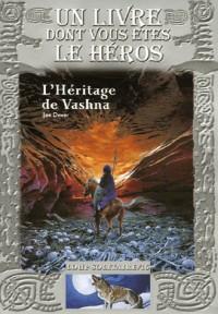 Loup Solitaire, Tome 16 : L'Héritage de Vashna