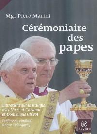 Cérémoniaire des papes
