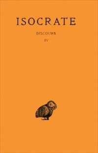 Isocrate. Discours, tome 4