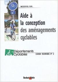 Aide à la conception des aménagements cyclables