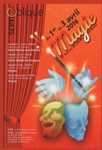 ScénOblique : 21ème festival de théâtre amateur