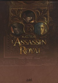 L'Assassin royal : Coffret 3 volumes : Tome 1, Le Bâtard ; Tome 2, L'Art ; Tome 3, Kettricken