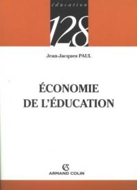 Economie de l'éducation