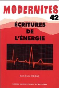 Ecritures de l'énergie