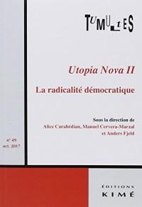 Tumultes N49: Utopia Nova