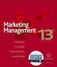 Marketing management 13e