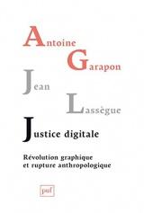 Critique du droit numérique : Révolution graphique et rupture anthropologique [Poche]
