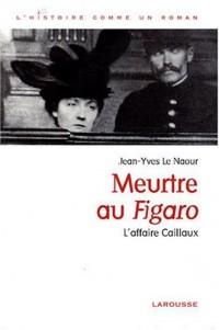 Meurtre au Figaro : L'affaire Caillaux
