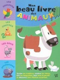 Mon beau livre des animaux