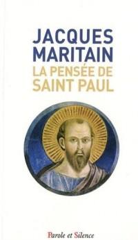 La pensée de Saint Paul
