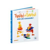 Twiki et Twini - Vive les Couleurs ! (Coll. Kiwi)