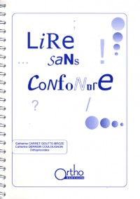 Lire sans confondre (1CD audio)