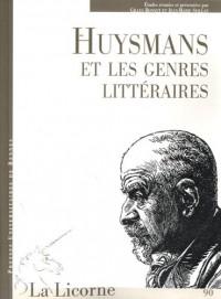 Huysmans et les genres littéraires