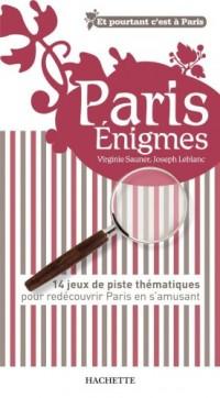 Paris énigmes