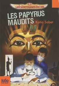 Les sortilèges du Nil, Tome 2 : Les papyrus maudits