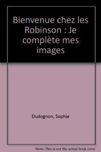 Bienvenue chez les Robinson : Je complète mes images