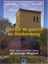 Journal de guerre du Hackenberg