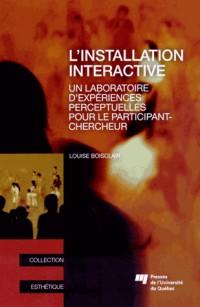 Installation Interactive