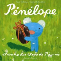Penelope Cherche les Oeufs de Pâques
