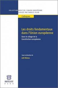Les droits fondamentaux dans l'Union européenne : Dans le sillage de la Constitution européenne