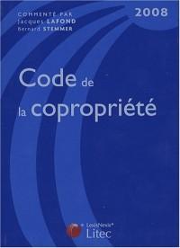 Code de la copropriété : Edition 2008