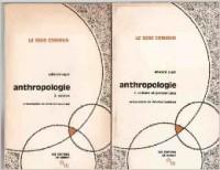Anthropologie 1 Culture et personnalité