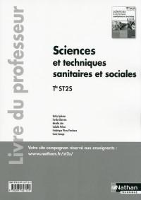 Sciences et Techniques Sanitaires et Sociales  Term  St2s  Professeur  2013