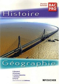 Histoire Géographie 1e Tle Bac Pro
