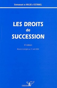Les droits de succession