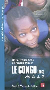Le Congo (RDC) de A à Z