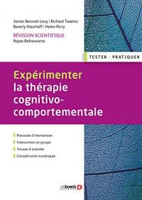 Expérimentez la thérapie cognitivo-comportementale