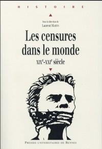 Les censures dans le monde : XIXe-XXIe siècle
