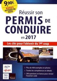 Tests code de la route 2017