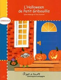 L'halloween de petit gribouillis