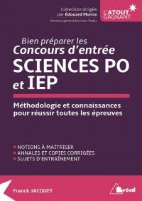 Bien préparer Sciences Po et les IEP