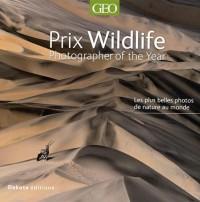 Prix Wildlife photographer of the year - volume 17