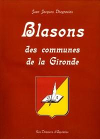 Blasons des communes de la Gironde