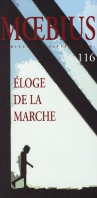 Moebius 116 Eloge de la Marche