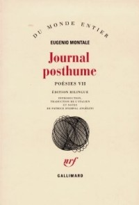 Journal posthume