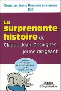 Histoire surprenante de Claude Jean Devigne