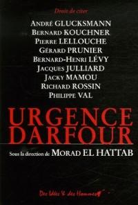 Urgence Darfour