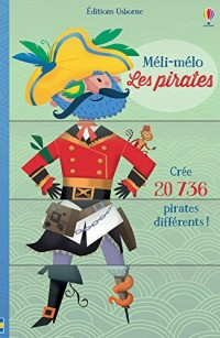 Méli-mélo - Les pirates