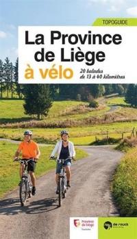 La province de Liège à vélo