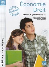 Economie-Droit - Terminale Professionnelle - Eleve