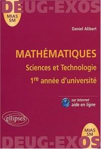 Mathématiques 1ère année d'université : Sciences et technologie