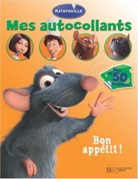 Ratatouille : Bon appétit ! : Mes autocollants