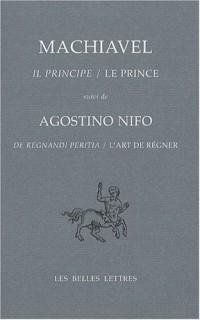 Le Prince suivi de L'Art de régner